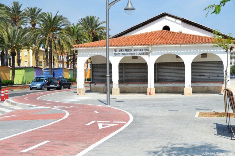Puerto de Dénia - Lonja antigua