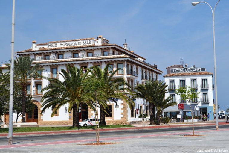 Puerto de Dénia - Hoteles