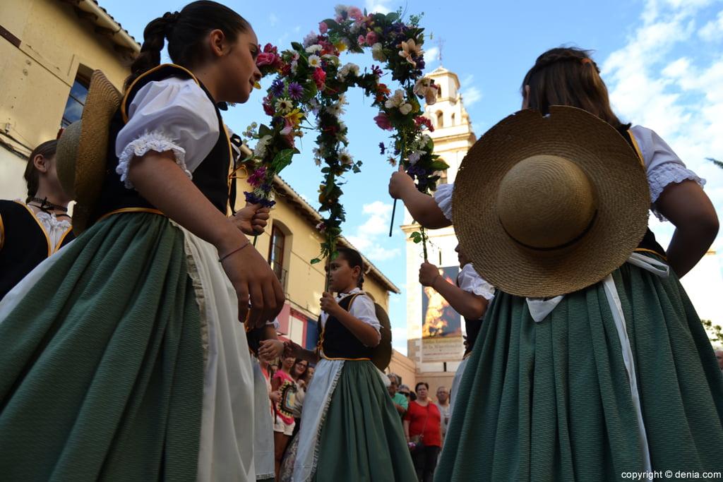 Danses Corpus Dénia 2016 - Dansa dels arquets