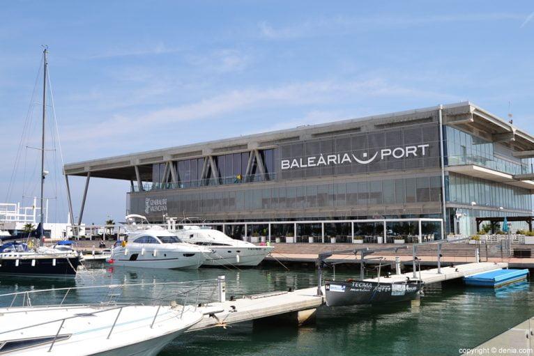 Puerto de Dénia - Estación marítima