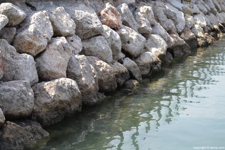 Puerto de Dénia - Agua