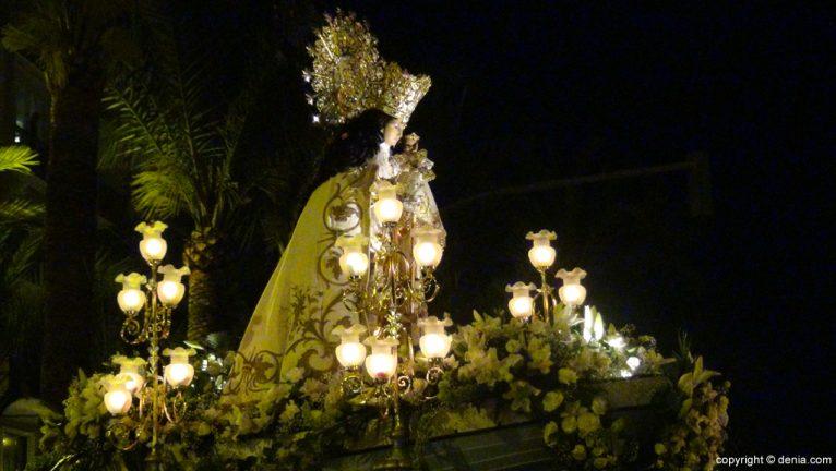 Procesión de la Mare de Déu dels Desemparats - puerto