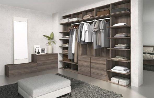 Wardrobe Carpinteria Fusta