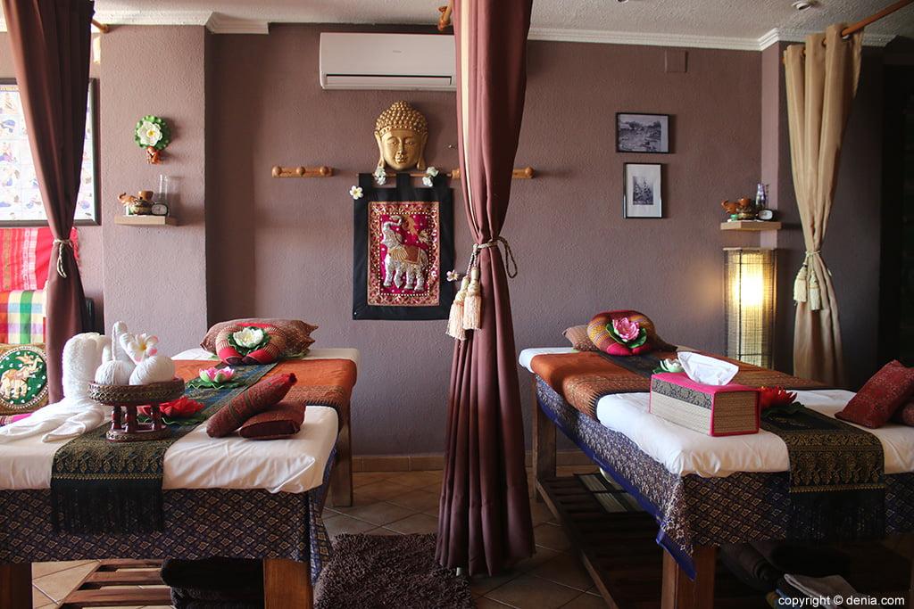 Copenhagen thai massage