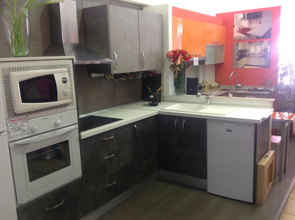 Tu cocina nueva te espera en hermanos camino d for Cocinas nuevas 2016