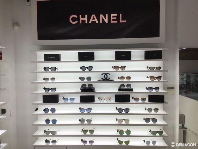 Chanel Dénia glasses - Benjamin Optics