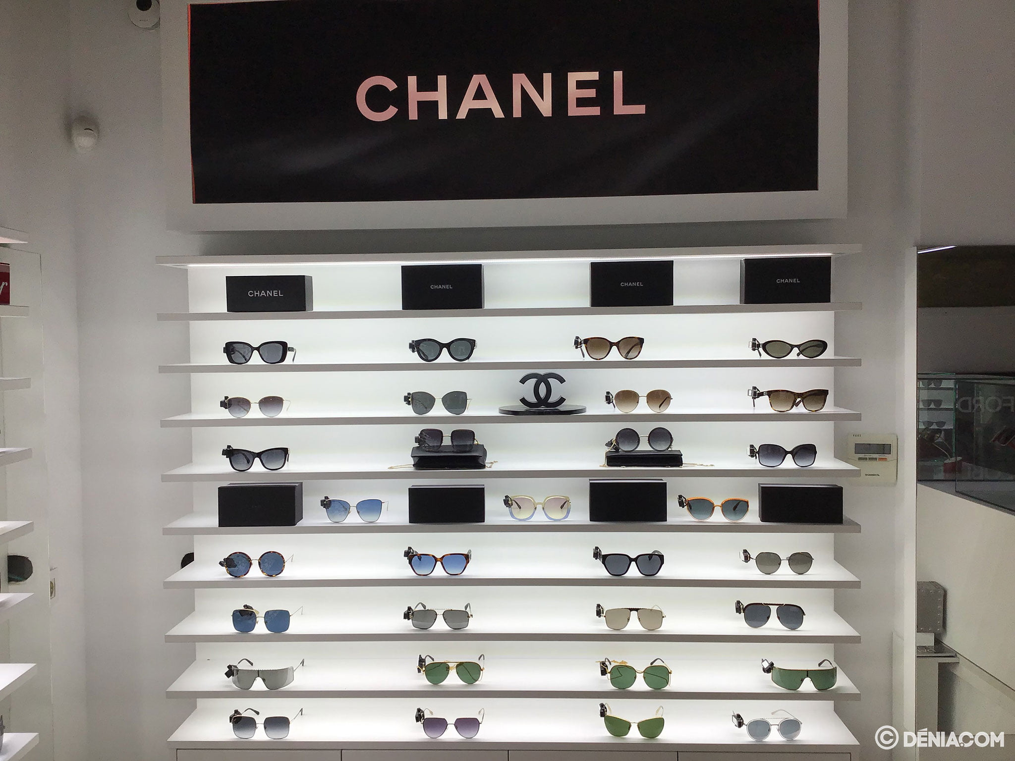 Chanel Dénia glasses - Benjamin Optics