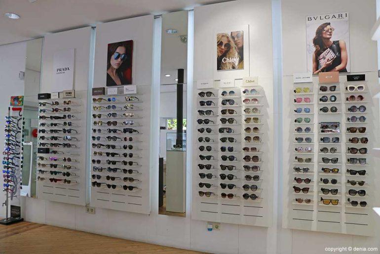 Benjamín Optical Sunglasses