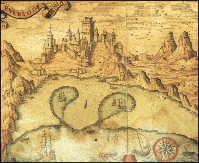 Imagen del Puerto de Dénia