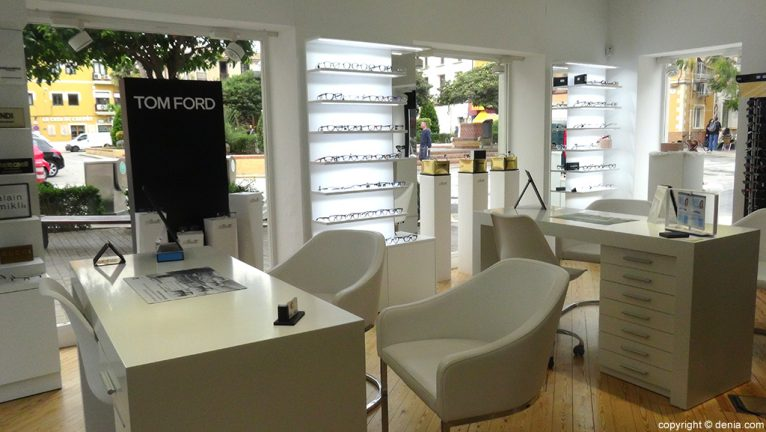 Optica facilities Benjamin
