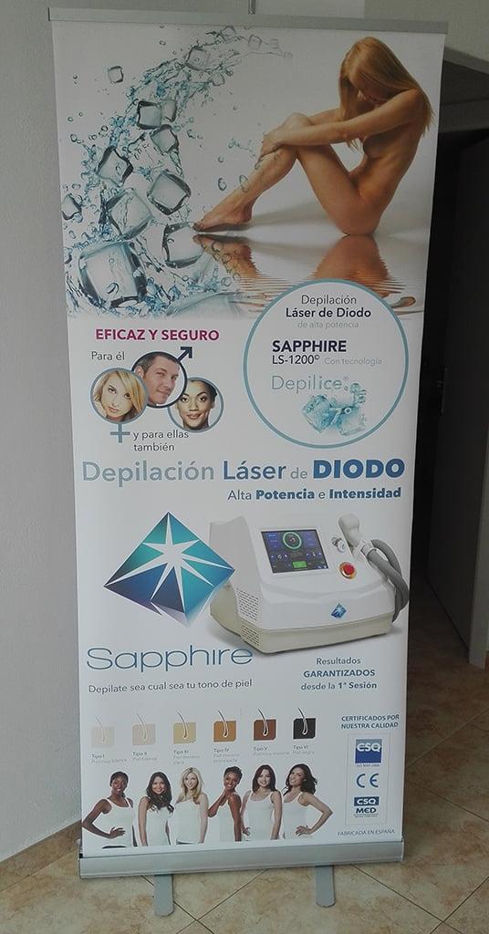Diode Laser Machine Beauty Estetica Victoria