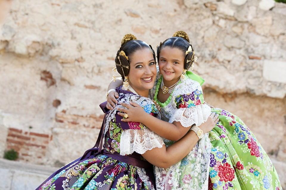 Marina Margalejo y Alejandra Pastor - FFMM Dénia 2016