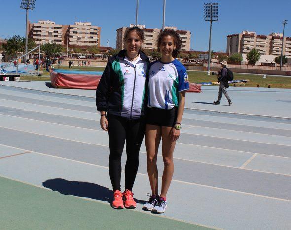 Patricia Más y Aina Fornés