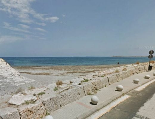 Playa de la Punta del Raset