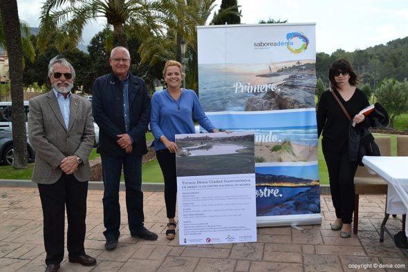 Presentación del Circuito de Golf Dénia Ciudad Gastronómica