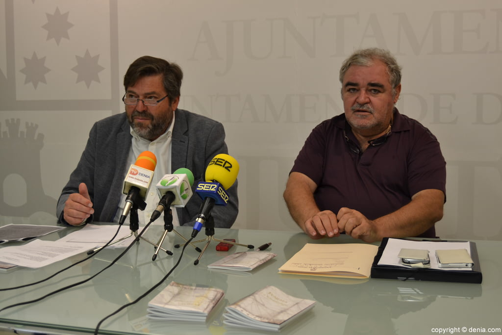 Rafa carrió y Josep Gisbert - Día Internacional de los Museos