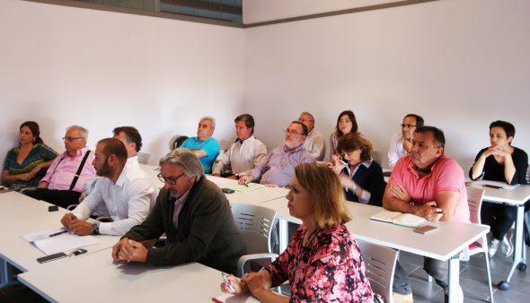 Reunión CEDMA sobre urbanismo