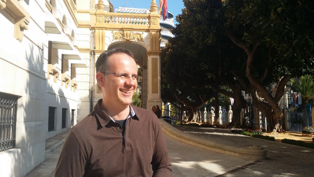 Sergio Benito defiende a los vecinos del Montgó