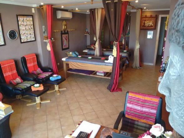Siam Traditional Thai Massage local