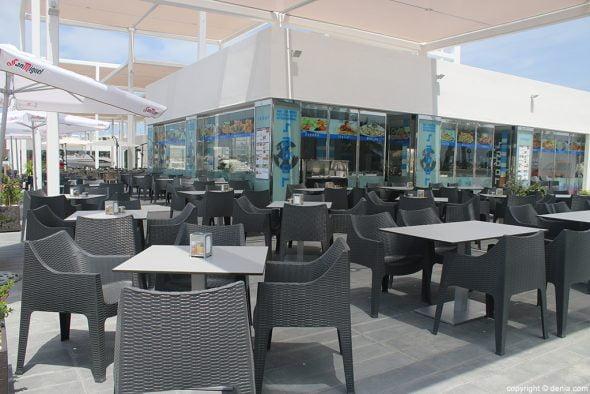 Terraza Restaurante Sabor