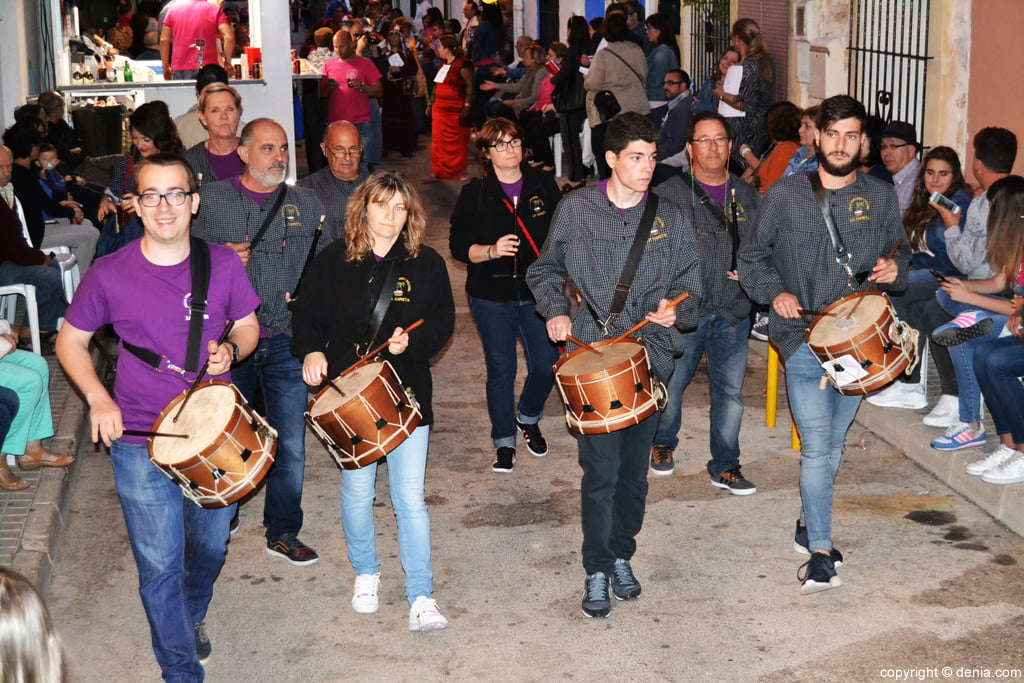 Fiestas Santíssima Trinitat Dénia – Dansà Grotesca
