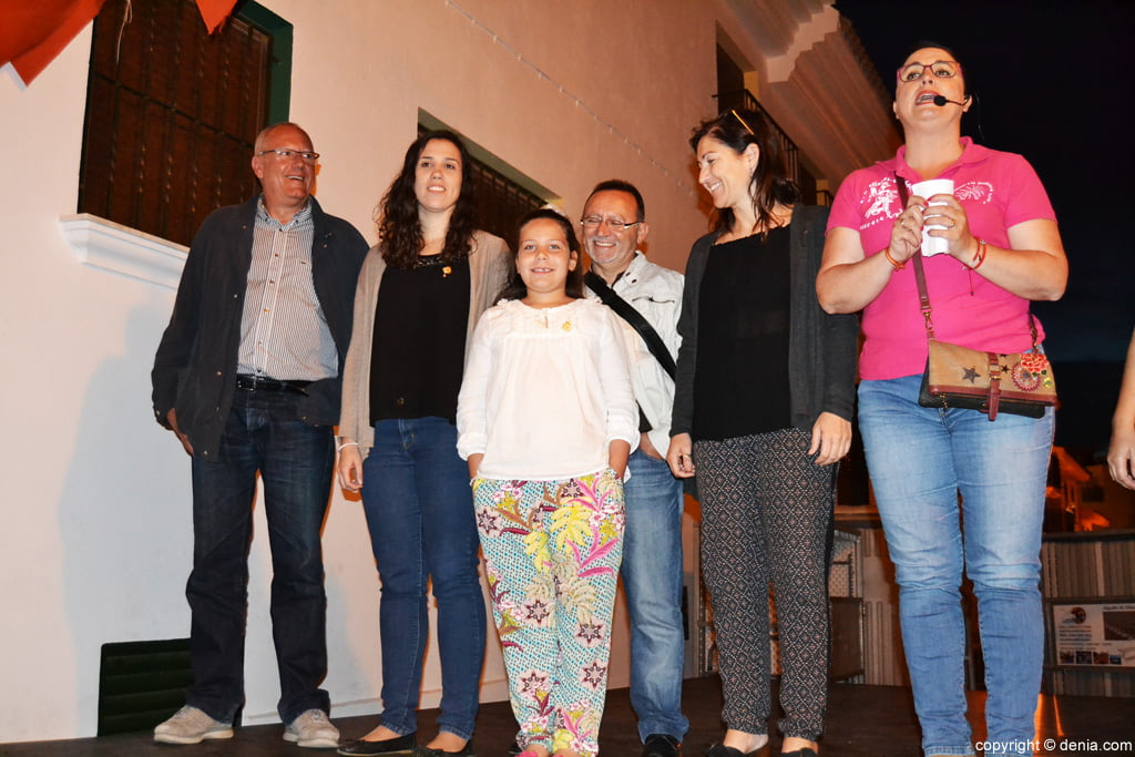 Fiestas Santíssima Trinitat Dénia – entrega de premios Dansà Grotesca