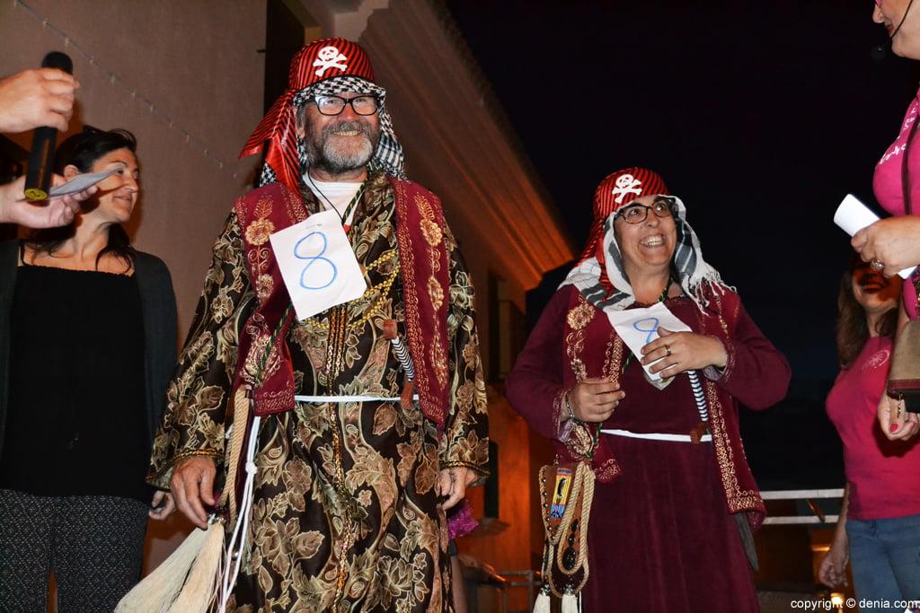 Fiestas Santíssima Trinitat Dénia – premios Dansà Grotesca