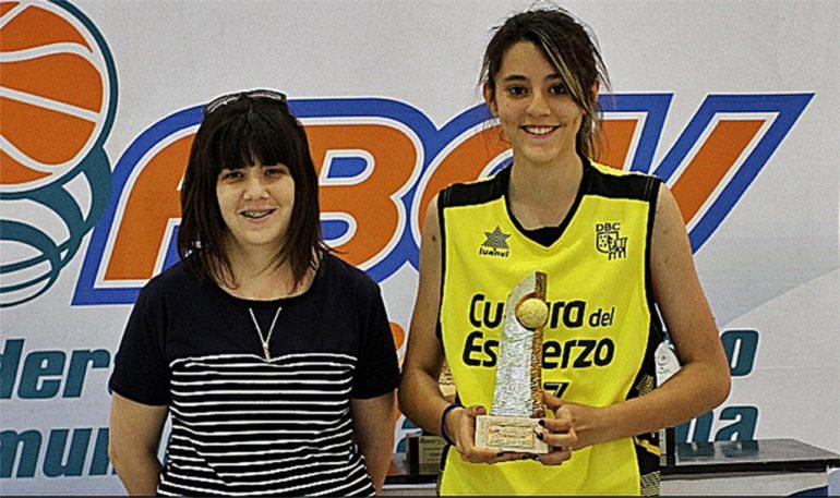 Ariana Gavilá with Marián Tamarit