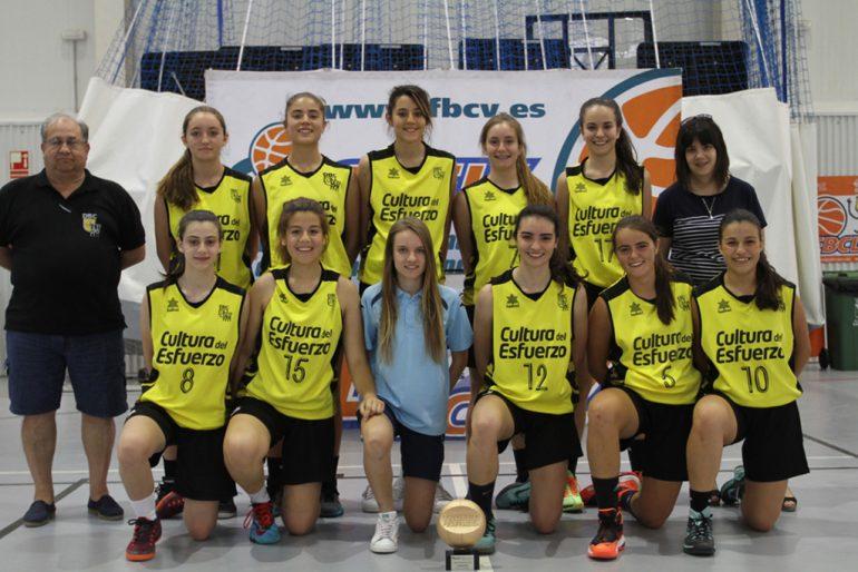 Dénia Female Junior Basketball