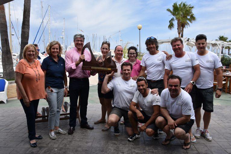 El Real Club Náutico de Dénia gana el Trofeo Cabo San Antonio