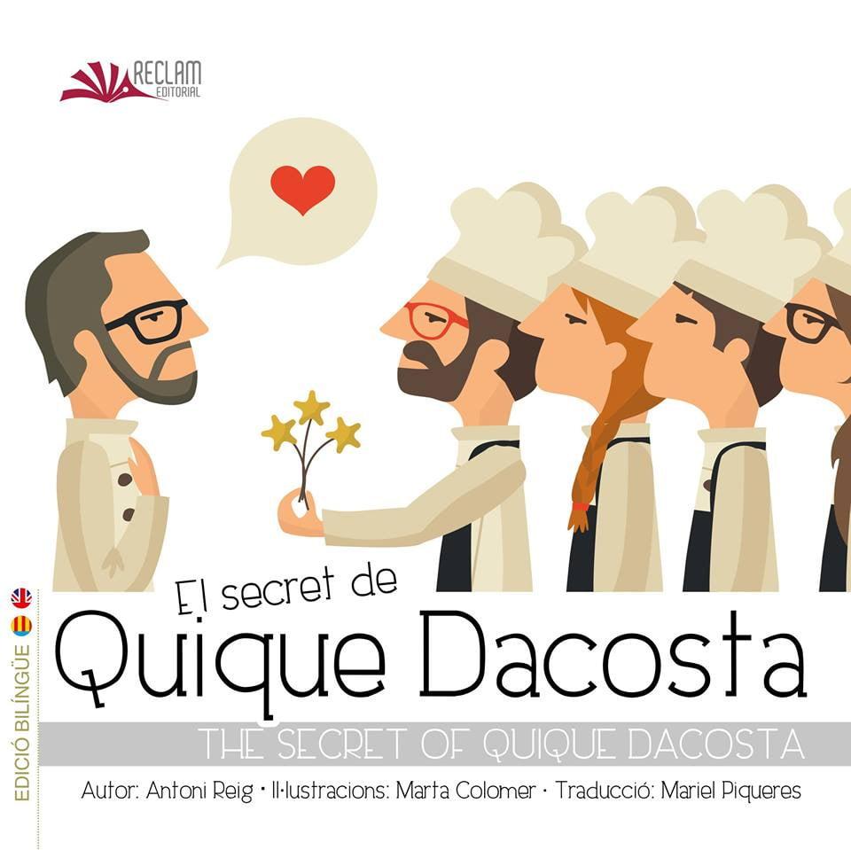 The Secret of Quique Dacosta