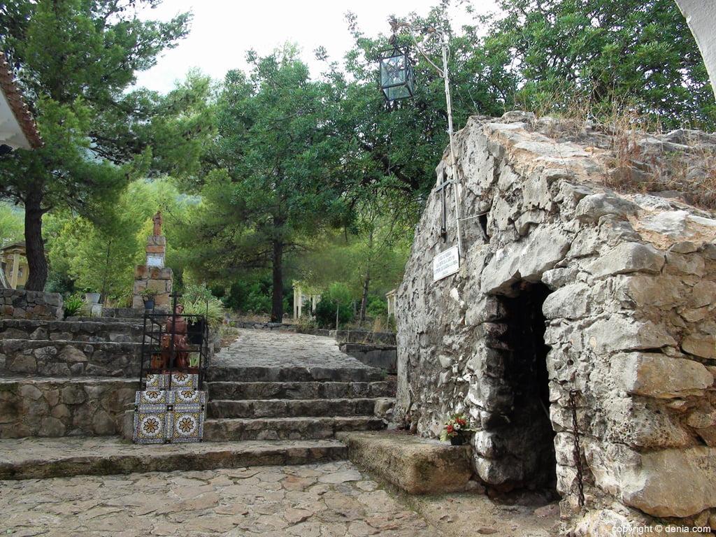 Ermita del Pare Pere en Dénia