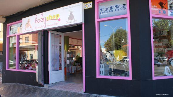 Façana Baby Shop