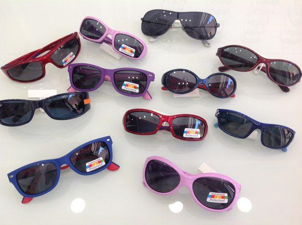 Gafas de sol para niños Ópticas Pérez Buigues