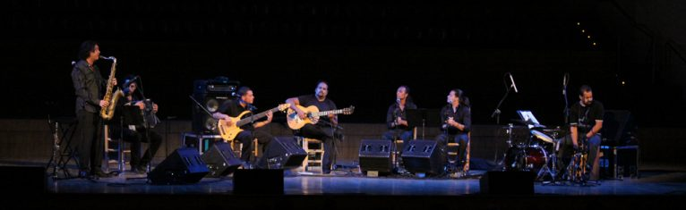 Kiko Berenguer en Música al Castell