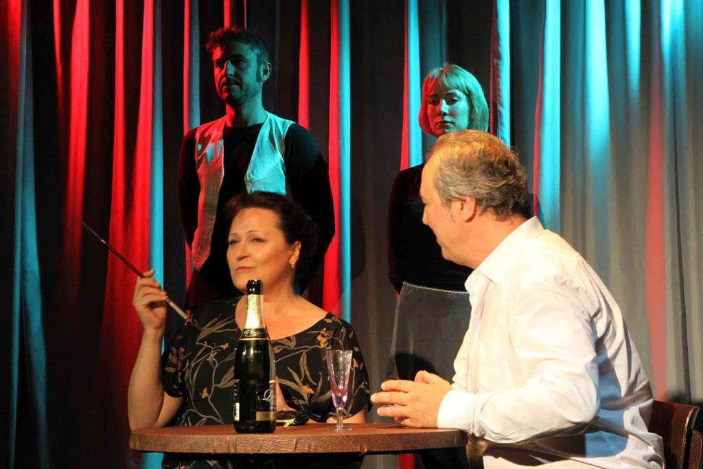 La ETC en el Festival de Teatro clásico de Lobnya