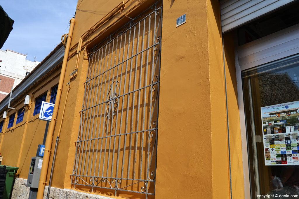 Bars of the Municipal Market