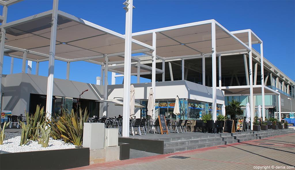 Restauracion Marina El Portet de Dénia