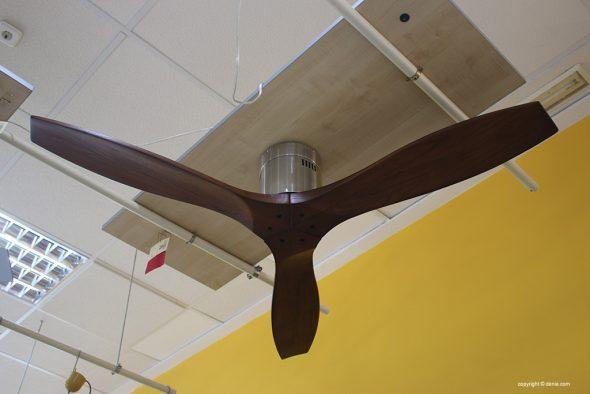 Luces de d nia y vimaluz te ofrecen ventiladores de techo - Ventiladores de techo de madera ...