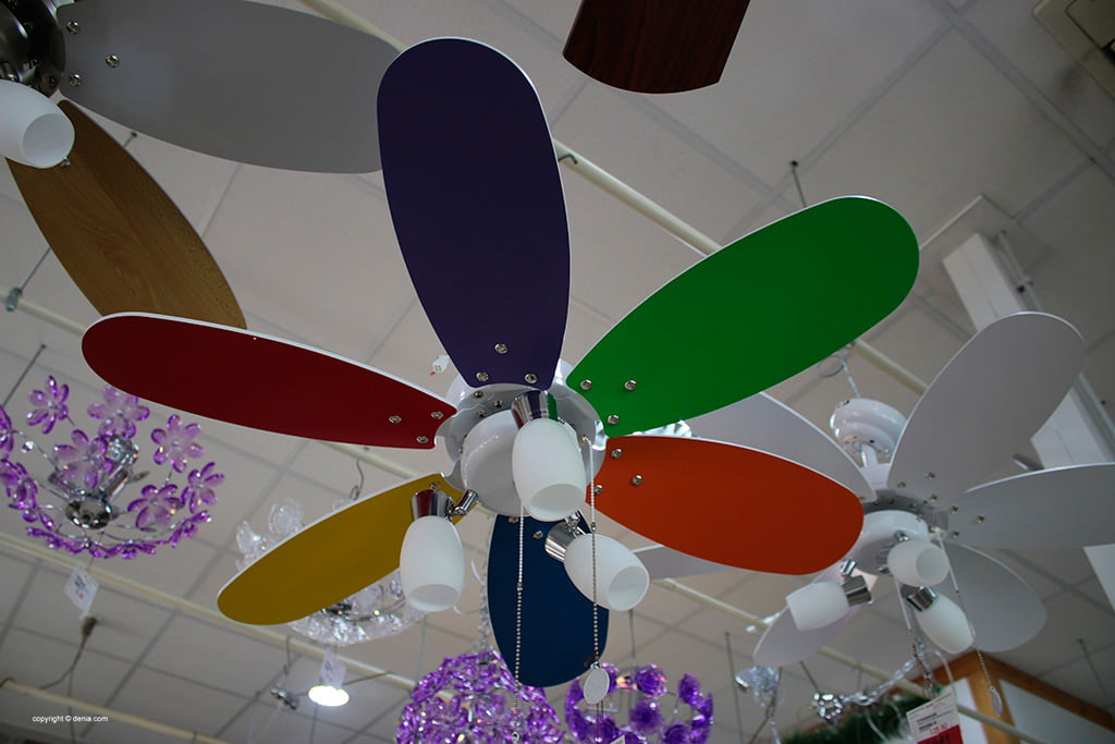 Fan room children Vimaluz