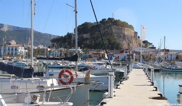 Vistas Marina El Portet de Denia
