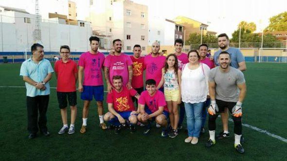 Baix la Mar gana el torneo de fútbol fallero