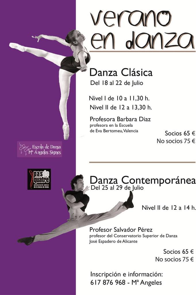 Summer courses MªÁngeles Signes