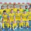 Una de las formaciones del Dénia Futsal