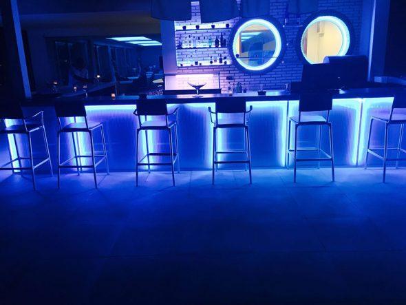 Restaurante balandros d - Espacio chill out ...