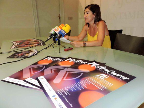 Eva Ronda presenta el MostraCarrer