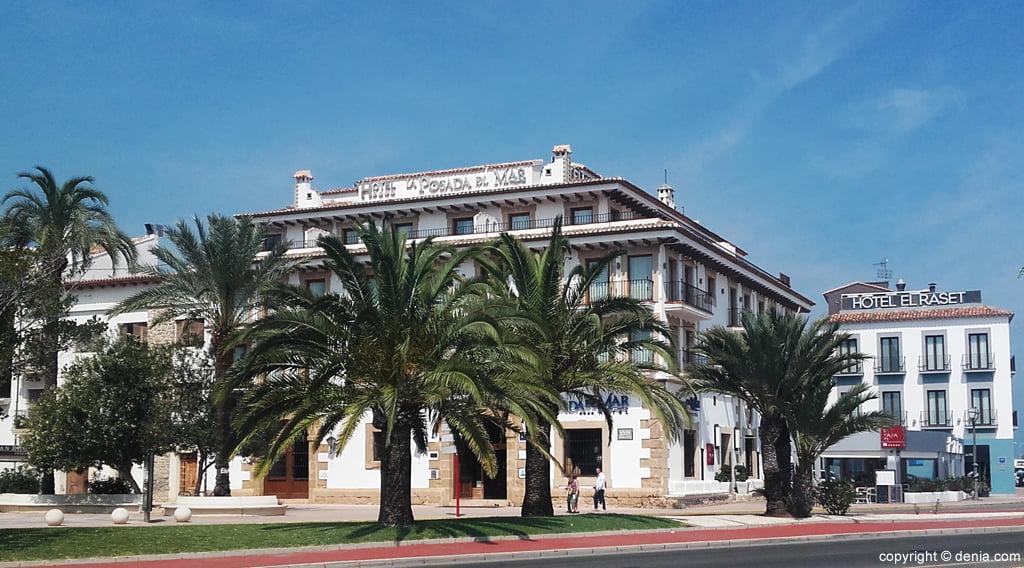 Hoteles Dénia