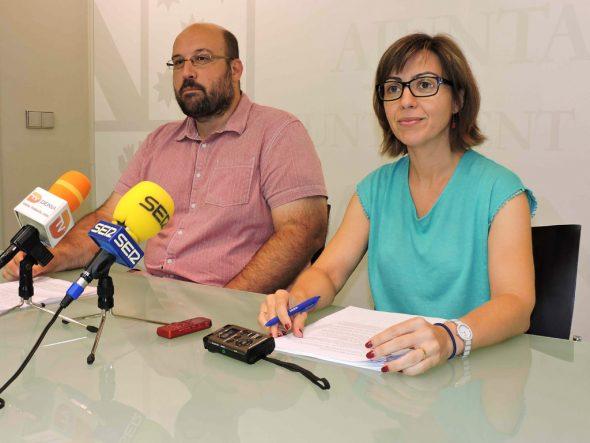 Josep Crespo y María Josep Ripoll