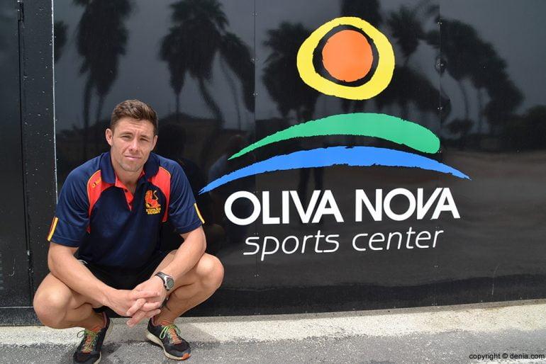 Matias Tudela, capitaine de l'équipe espagnole de rugby à sept