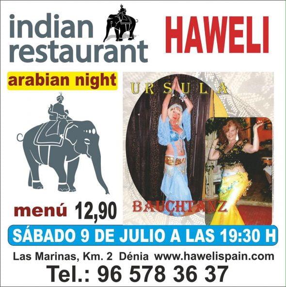 Nuit Arabica Indian Haweli